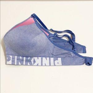 PINK | Cool & Comfy Wireless Push Up Bra